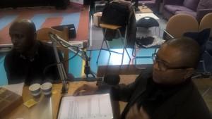 Intervieuw bij 010 FM door Inge de Vries, Cherwin Muringen, Errol Kemble, Joop Verhoof en Inge De Vries